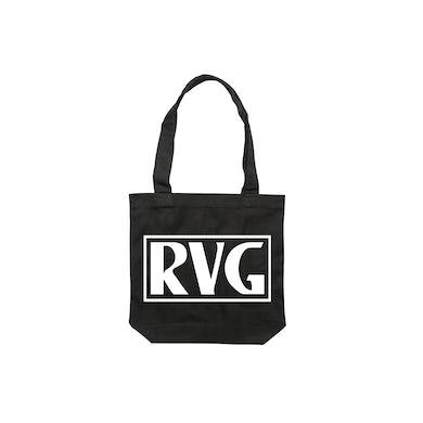Rvg VHS / Black Tote Bag