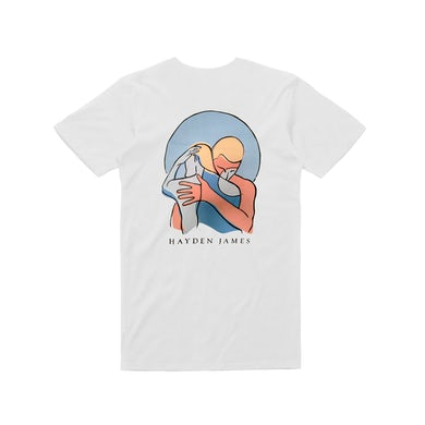 Just Friends / white t-shirt