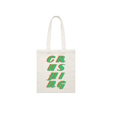 Julia Jacklin Crushing / White Tote Bag