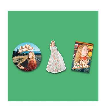 Julia Jacklin Sticker Pack