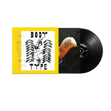 "Body Type EP1 & EP 2 / 12"" VINYL LP"
