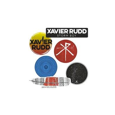 Xavier Rudd Sticker Pack