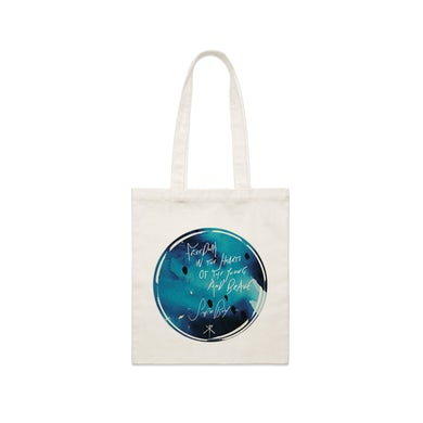 Xavier Rudd Lyric / Tote Bag
