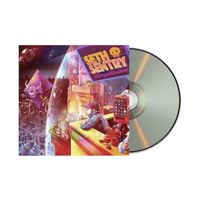 Seth Sentry Strange New Past CD