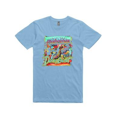 Donny Benet Konichiwa  / Blue T-shirt