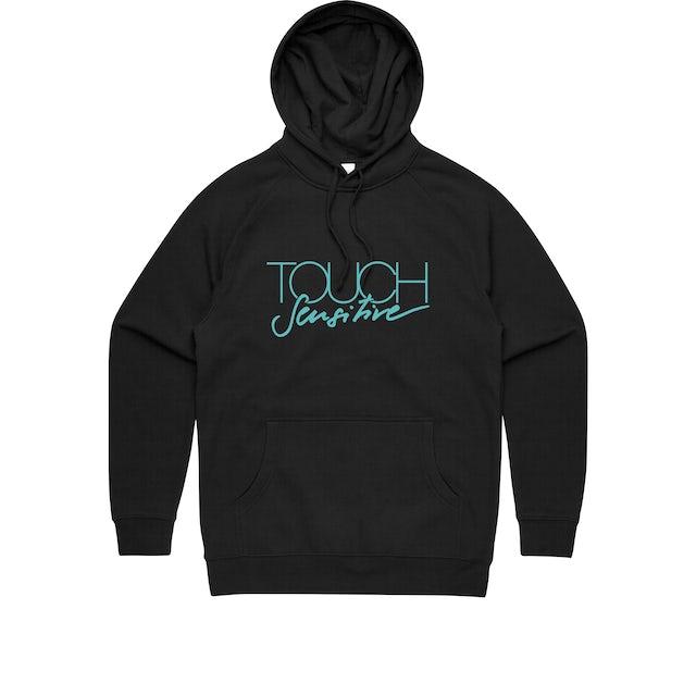 Touch Sensitive Logo / Black Hood