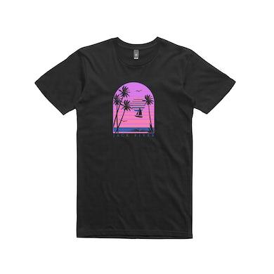 Jack River Tour / Black t-shirt
