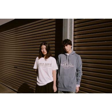 Jack River Love Love / White t-shirt