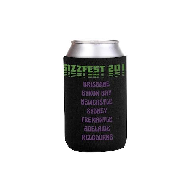 King Gizzard & The Lizard Wizard Gizzfest 2017 / Can Cooler