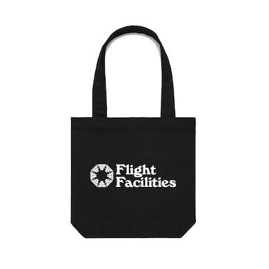 Flight Facilities 37,000 feet / Back Tote Bag