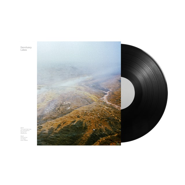 "Cutters Records 'Sanctuary Lakes' 12"" vinyl LP"