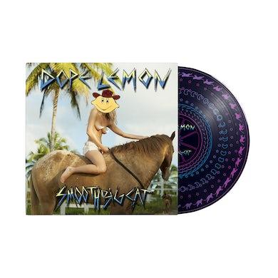Dope Lemon Smooth Big Cat / Blue LP (Vinyl)