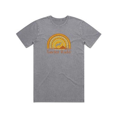 Xavier Rudd Pelican / Asphalt Ash Stone Wash T-shirt