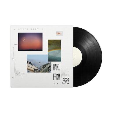 "Cutters Records Cut Copy /  Haiku From Zero 12"" vinyl"