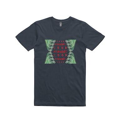 Good Morning Herbivore / Navy T-shirt