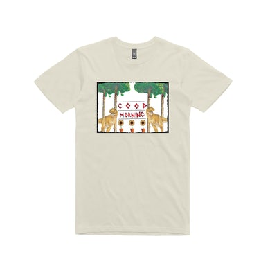 Good Morning Carnivore / Natural T-shirt