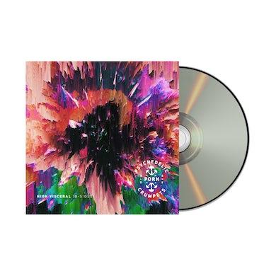 Psychedelic Porn Crumpets High Visceral B Sides / CD