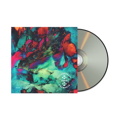 Psychedelic Porn Crumpets High Visceral {Part Two} / CD