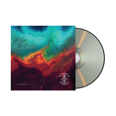 Psychedelic Porn Crumpets High Visceral {Part One} / CD