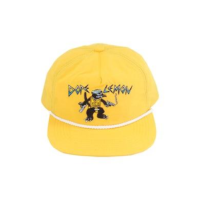 Dope Lemon Gun Cat / Yellow Hat