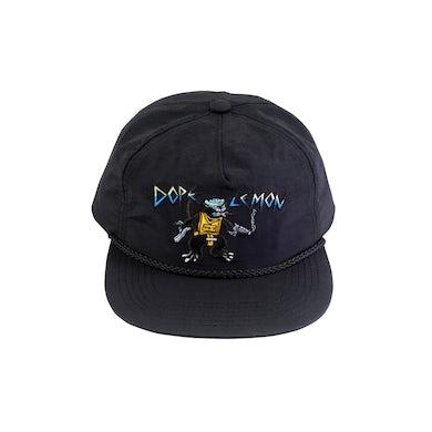 Dope Lemon Gun Cat / Black Hat