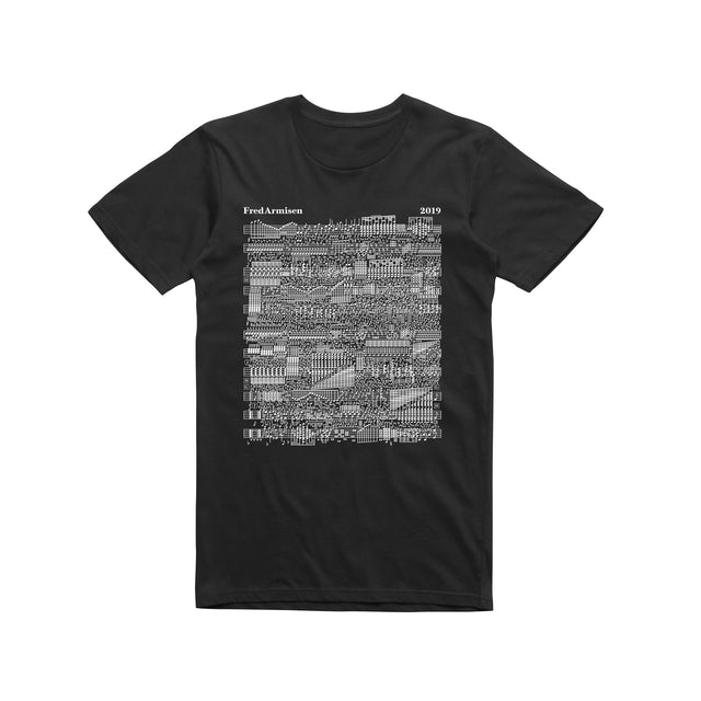 Fred Armisen Music Notes / Black T-shirt