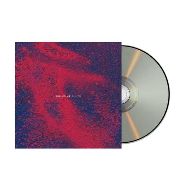 Birds Of Tokyo This Fire / CD EP