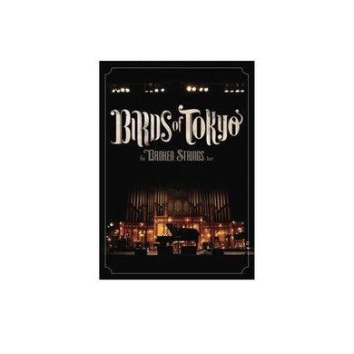 Birds Of Tokyo Broken Strings Live / DVD