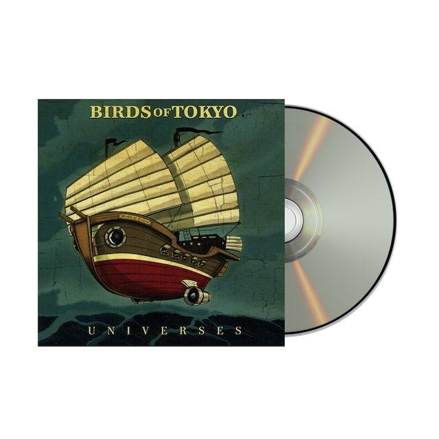 Birds Of Tokyo Universes / CD