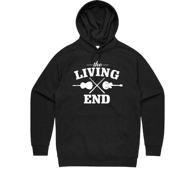 The Living End Guitar / Black Hood