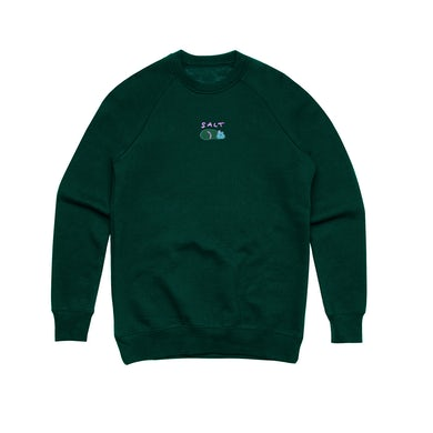 Angie Mcmahon Marsupial / Bottle Green Sweater