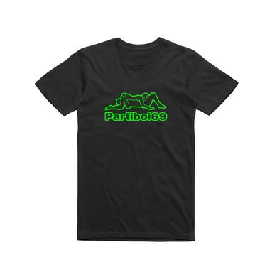 Stingray Kappa 69 / Black T-shirt