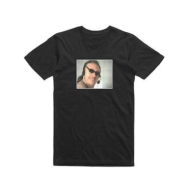 Stingray 1800-69-PARTI / Black T-shirt