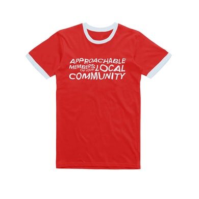 Approachable Members Of Your Local Community Logo / Red Ringer