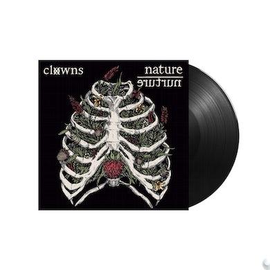 """Clowns / Nature-Nurture 12"""" Vinyl"""