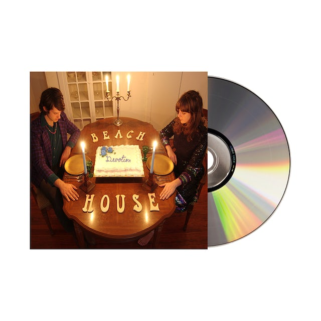Carpark Records Beach House / Devotion CD