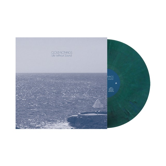 """Carpark Records Cloud Nothings / Life Without Sound Limited Edition 12"""" Vinyl"""