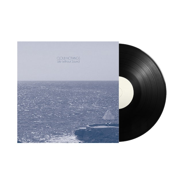 """Carpark Records Cloud Nothings / Life Without Sound 12"""" Vinyl"""