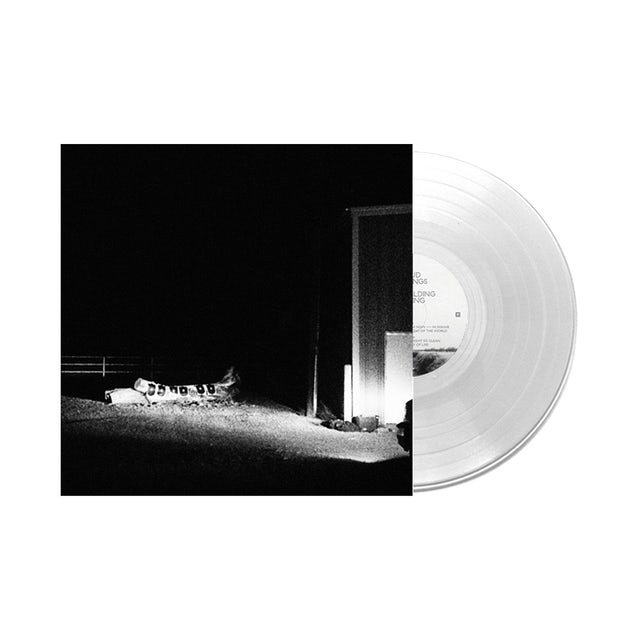"""Carpark Records Cloud Nothings / Last Building Burning Limited Edition 12"""" Vinyl"""