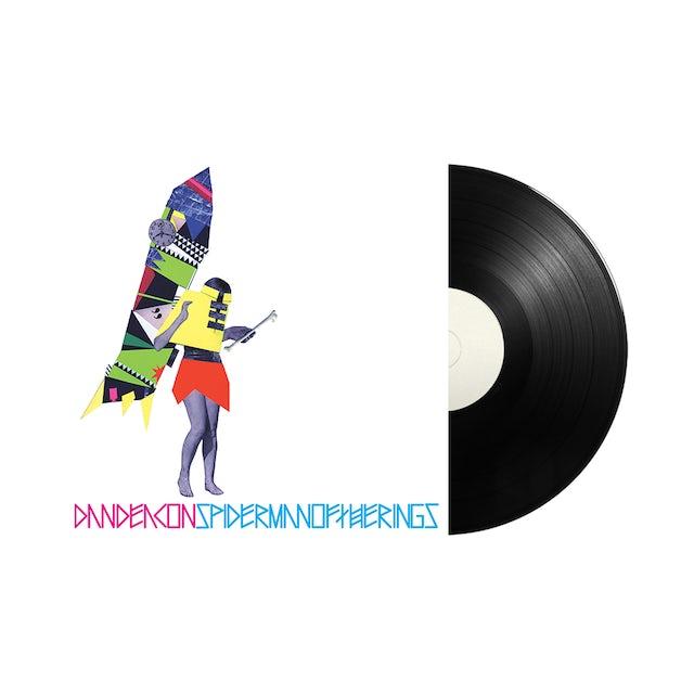 "Carpark Records Dan Deacon / Spiderman of the Rings 12"" Vinyl"