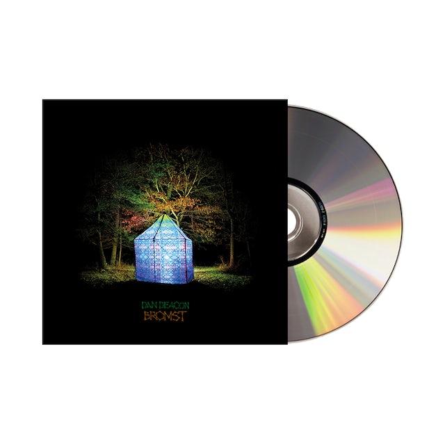 Carpark Records Dan Deacon / Bromst CD