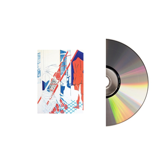 Carpark Records Palm / Shadow Expert EP CD