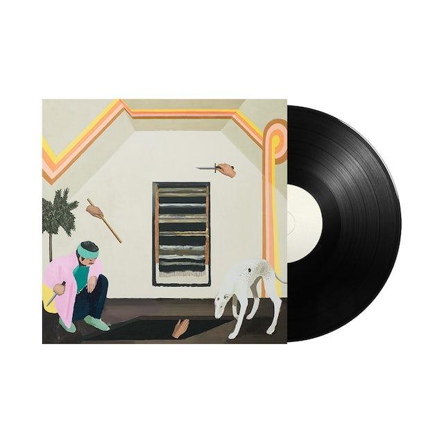 "Carpark Records Palm / Rock Island 12"" Vinyl"