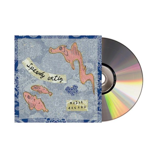Carpark Records Speedy Ortiz / Major Arcana CD