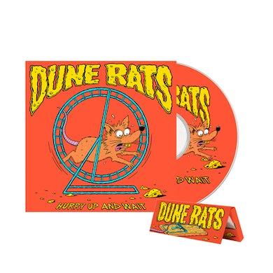 Dune Rats Hurry Up And Wait / CD Bundle