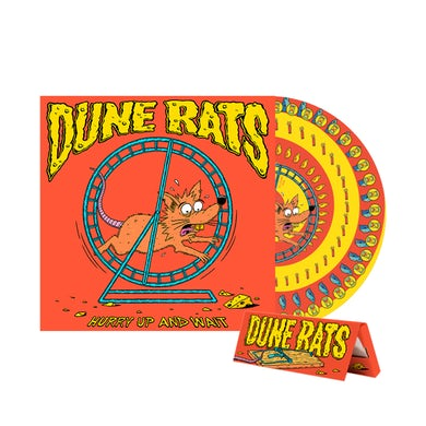 Dune Rats Hurry Up And Wait / Picture Vinyl