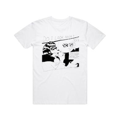 Bjenny Montero Goop / White T-shirt