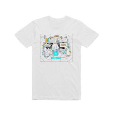Donny Benet Second Dinner / White T-shirt
