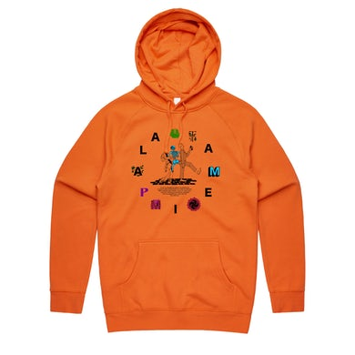 Tame Impala Clockwork / Orange Hood