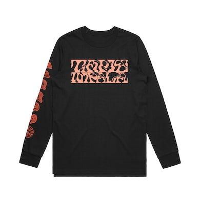 Tame Impala Evolution / Black Longsleeve T-shirt